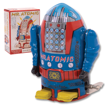 Mr atomic robot