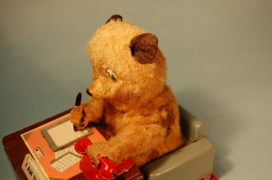 telepghone bear before